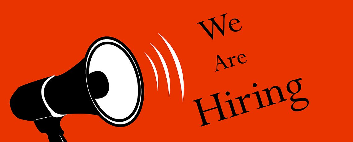 JOIN OUR TEAM – Now Hiring